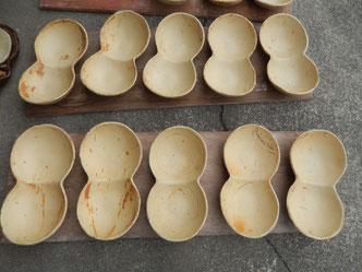陶器、小皿