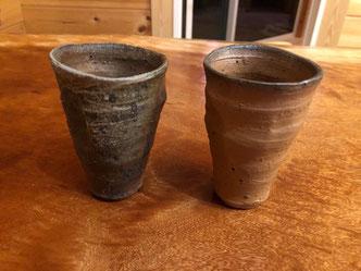 陶器、カップ